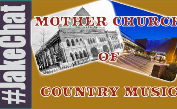 Mother Church of Country Music- Ryman Auditorium